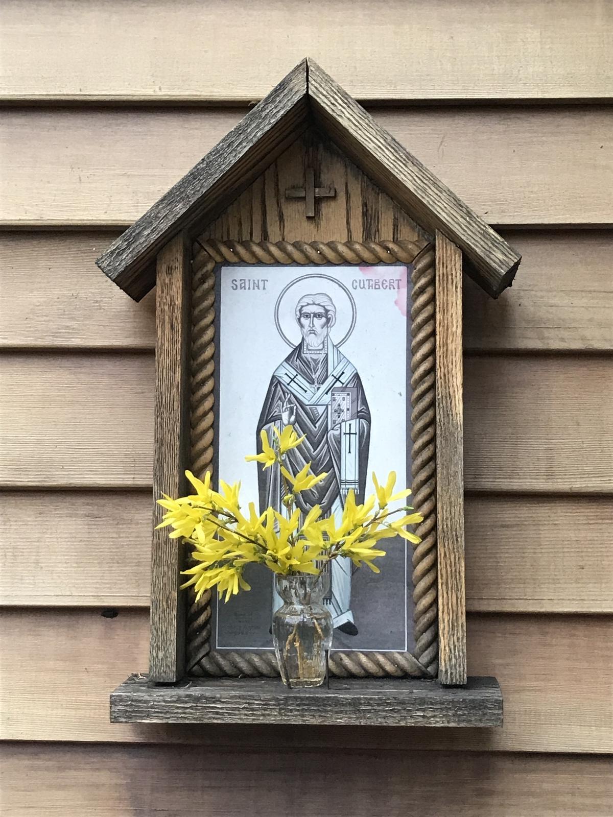 St  Cuthbert's Orthodox Church - Home